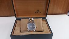 Rolex Stainless Steel Case Polished Wristwatches