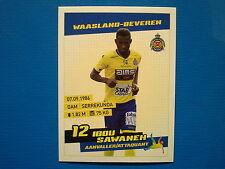 Panini Pro League 2016 n.384 Sawaneh Waasland-Beveren