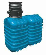 Regenwasserzisterne Blue 5000 Liter Zisterne,Regenwasserbehälter