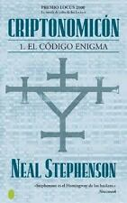 Criptonomicon I: El codigo Engima (Ciencia Fccion  Science Fiction)