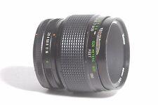Vivitar 55mm f/2.8 SLR Camera Lens for Canon FD SN 28611696