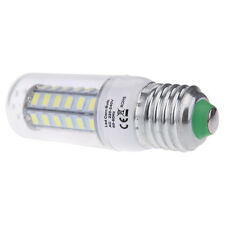 E27 10W 5730 SMD 48 LEDs Maislicht Energiesparenden 360°Warmweiss 220-240V GY