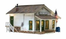 Woodland Scenics BR5063, HO Scale Built & Ready w/LED, Letters, Parcels & Post