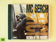 MSCD-16255 - 1x 1992 MC SERCH - RETURN OF THE PRODUCT CD