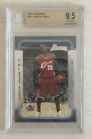 HOT 🔥 Lebron James RC Bowman Rookie #123 BGS 9.5 Gem Mint PSA 10 ? (Not Chrome)