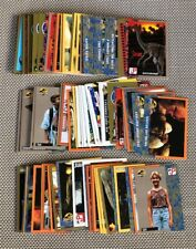JURASSIC PARK Lot of 90 Trading Cards 1993 Topps