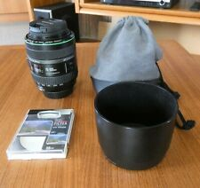 CANON EF 70-300mm F4.5-5.6 DO IS USMLens with Caps, Hood, Filter and Bag