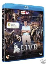 David Attenborough's Natural History Museum Alive 3D (Blu-ray 3D + 2D)~~~~~~NEW
