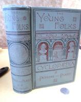 YOUNG FOLKS CYCLOPEDIA Of PERSON & PLACES,1888,John D. Champlin,Illust