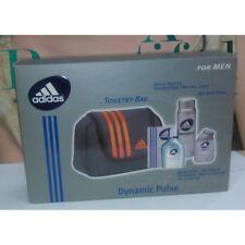 Adidas Dynamic Pulse for Men Toiletry Bag EDT 100ml + Shower gel 100ml + Deo 150