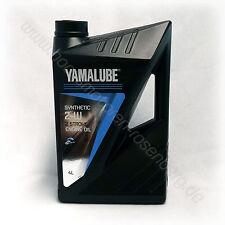 YAMALUBE 2-W | 2 Takt Motoröl | 4 Liter Kanister | WaveRunner Jetski