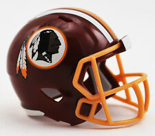 ***NEW*** WASHINGTON REDSKINS NFL Riddell SPEED POCKET PRO Mini Football Helmet
