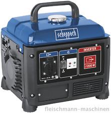 Scheppach INVERTER Stromerzeuger SG1200 Aggregat Stromaggregat Camping Generator