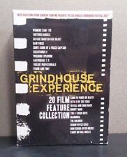 The Grindhouse Experience - 20 Film Feature Collection (5 DVD Set)  LIKE NEW