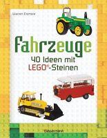 Fahrzeuge - 40 Ideen mit LEGO®-Steinen von Warren Elsmore (EVT: 17.07.2017. PB)