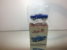 HALLMARK KIDDIE CAR  FORD MUSTANG 1965 CONVERTIBLE - L9.0cm - EXCELLENT IN BOX