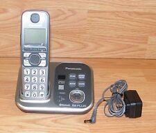 Panasonic (Kx-Tg7731) Dect 6.0 Cordless Bluetooth Handset & Answering System