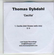 (CG310) Thomas Dybdahl, Cecilia - 2010 DJ CD
