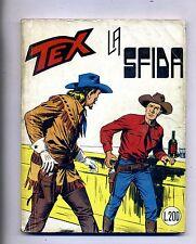 TEX # LA SFIDA # N.82 - Agosto 1967 # Araldo/MG # Lire 200