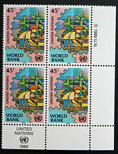 NATIONS-UNIS (new-york) timbre / stamp Yvert et Tellier n°540 x4 n** (Cyn13)