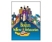 The Beatles - Yellow Submarine DVD (UK Seller !!!) - Region 2 NEW