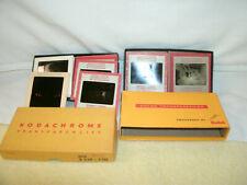 Vintage Kodak  35mm  Slides--2 Boxes ---Family Home/New Jersey----1960's