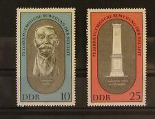 DDR 1969 Mi-Nr: 1489 - 1490 75 Jahre Olympische Spiele d. Neuzeit  postfrisch **