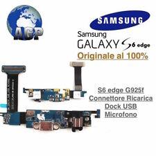 Connettore Ricarica Microfono Flex per Samsung Galaxy S6 EDGE G925f Originale