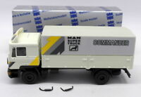 Conrad 1/50 Scale - 4132 MAN Covered MAN Super Truck Commander Truck Model Truck