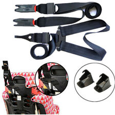 Car ISOFIX Seat Latch Belt Connector Straps Baby Child Safety Seat Fixing Hook