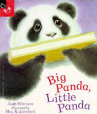 Big Panda, Little Panda (Picture Books), Stimson, Joan, Used; Good Book