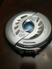 Panasonic Shock Wave SL-SW960V Portable CD Player MP3 FM/AM Radio