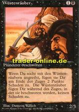 2x Wüstenräuber (Erg Raiders) Magic limited black bordered german beta fbb forei