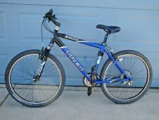 Trek Alpha 3700 Blue and Black Mountain Bike 21-Speed