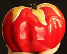TIMMY WOODS MINAUDIERE RED TOMATO CLUTCH CROSS BODY BAG VEGGIE GARDEN