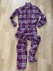 Schlafanzug Overall Gr XS