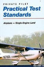 B000Gs56Sw Private Pilot Practical Test Standards Airplane-Single-Engine Land F