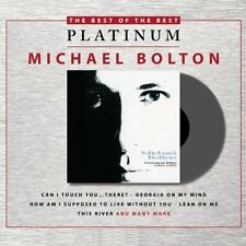 Michael Bolton Greatest hits 1985-1995 [CD]