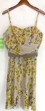 Empire Waist Floral 100% Cotton Dresses for Women
