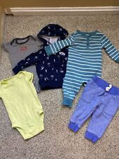 Baby Boy Carter's Clothing Size 6 Months