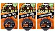 Gorilla Glue 6055001 Heavy Duty Mounting Tape Black
