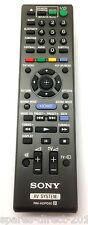 *NEW* Genuine Sony BDV-E2100 Blu-Ray Home Cinema Remote Control