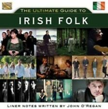 The Ultimate Guide to Irish Folk 5019396248427 by Various Artists CD