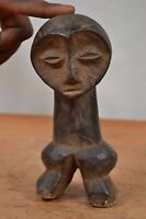 African Tribal Art,Beautiful lega Statue from DRC.
