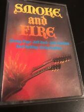 Smoke and Fire (cassette) Page Beck Bonham