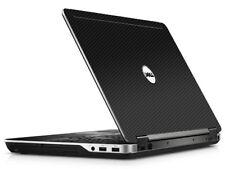 3D CARBON FIBER Vinyl Lid Skin Cover Decal fits Dell Latitude E6540 Laptop