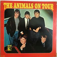 THE   ANIMALS           LP          THE   ANIMALS   ON  TOUR