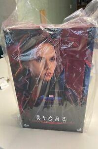 Hot Toys New MMS 533 Avengers Endgame Black Widow Scarlett Johansson Figure
