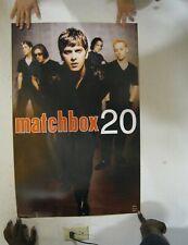 Matchbox 20 Poster Twenty Matchbox20 Standing Matchboxtwenty