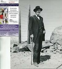 HENRY FONDA ACTOR IN THE GRAPES OF WRATH & JESSE JAMES SIGNED PHOTO AUTOGRAPH